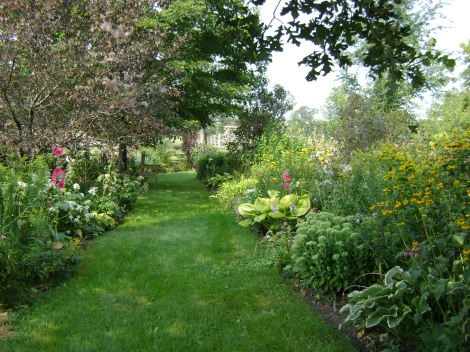 The South Garden