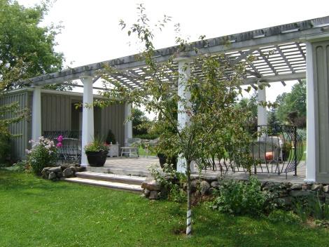 The Croquet Pavilion